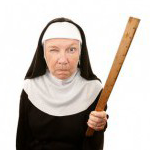When to be a supply chain rule breaker, nun with ruler